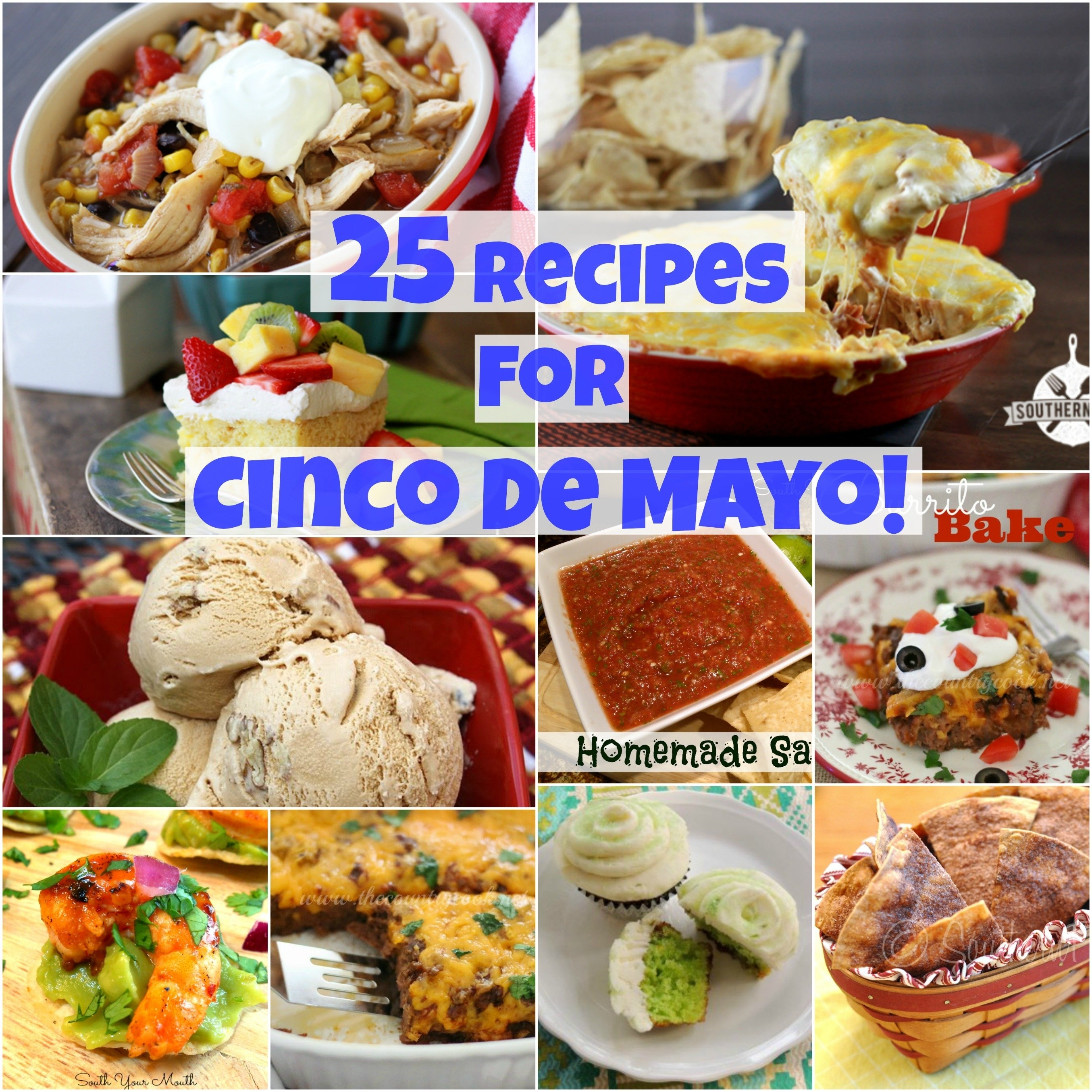 10 Most Recommended Cinco De Mayo Potluck Ideas 25 recipes for cinco de mayo southern plate 2021