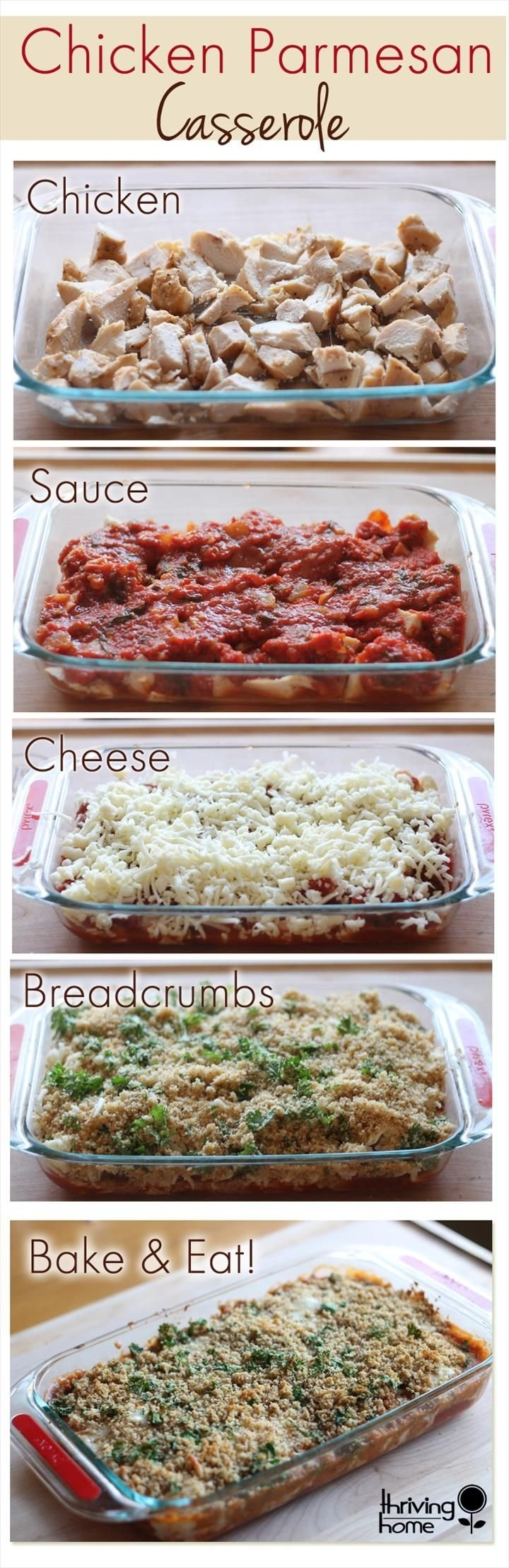 10 Great Dinner Ideas For Large Groups 25 recipes for large groups on a budget crowd food parmesan and crowd 2021
