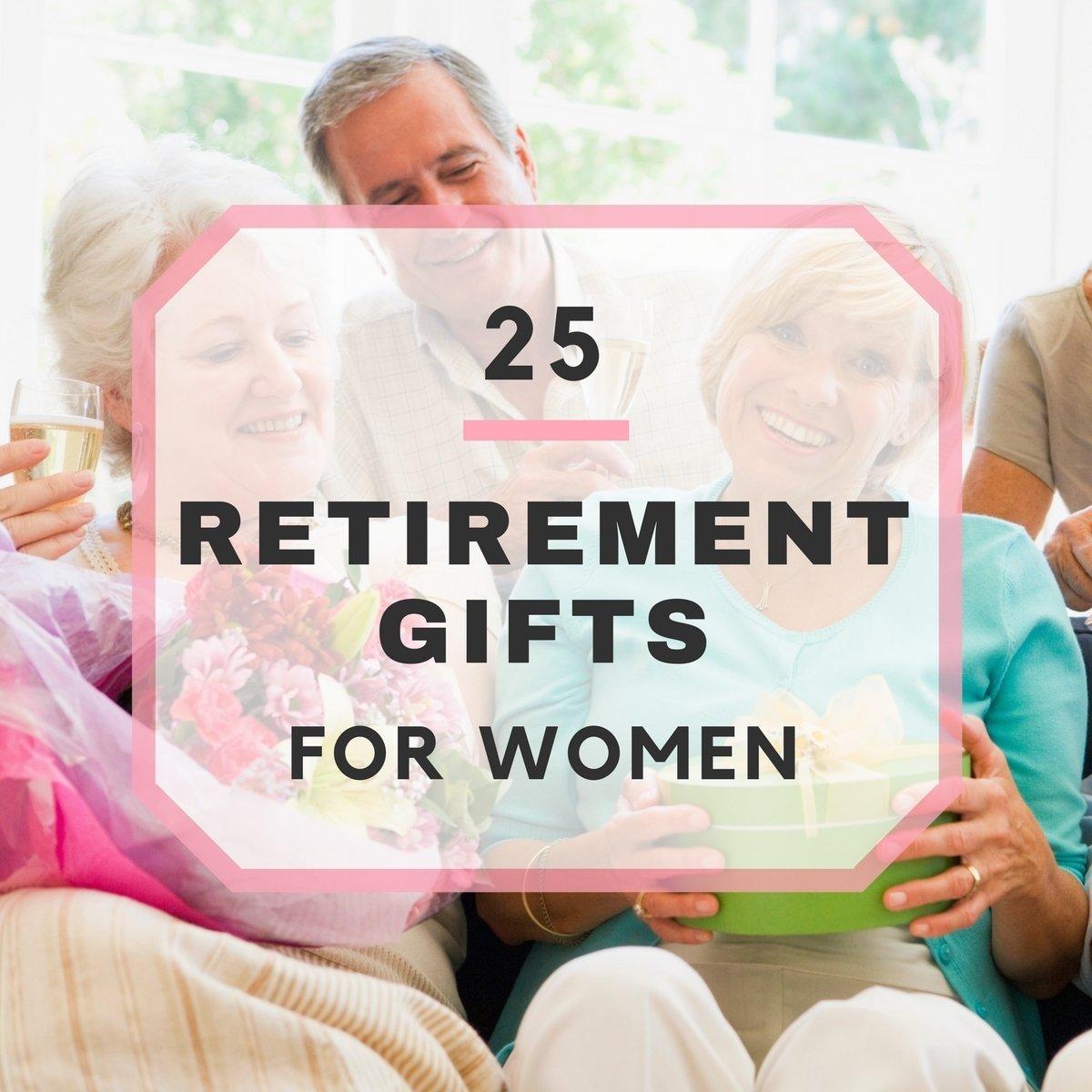 10 Elegant Retirement Gift Ideas For Women 25 retirement gifts for women 2020