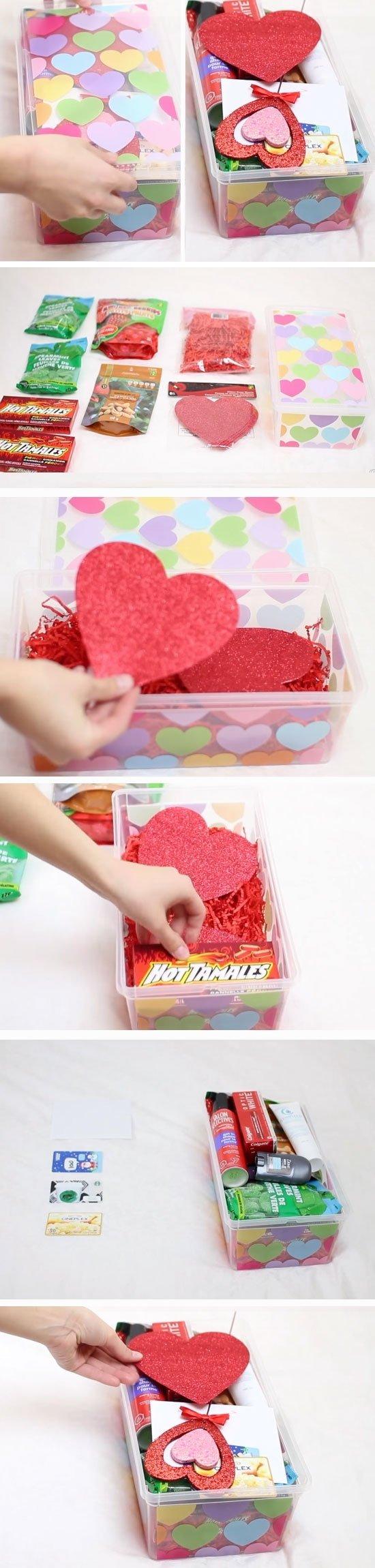 10 Amazing Valentine Craft Ideas For Him 25 romantic diy valentines day crafts for him 1 2020