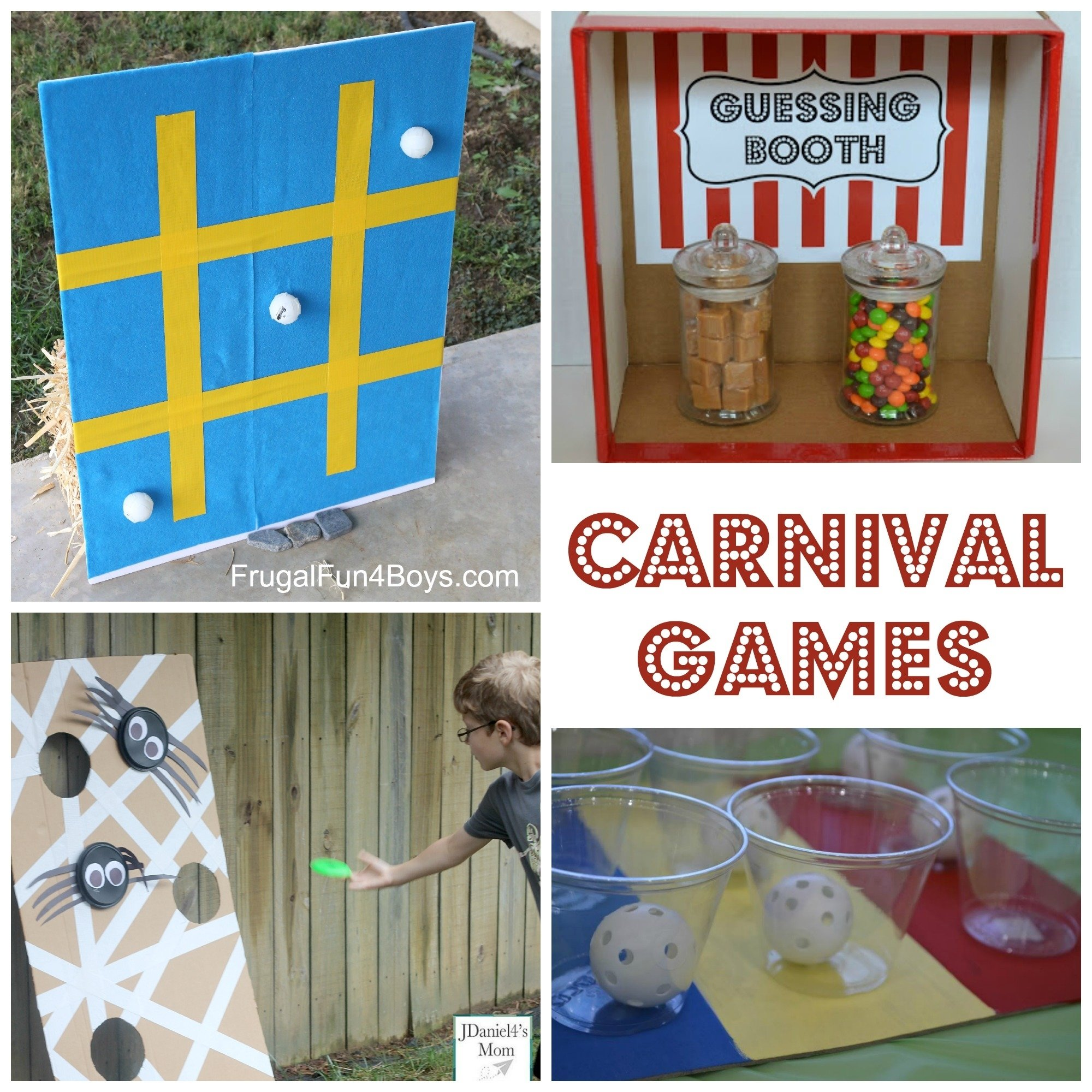 10 Fashionable Fun Game Ideas For Kids 25 simple carnival games for kids 1 2020