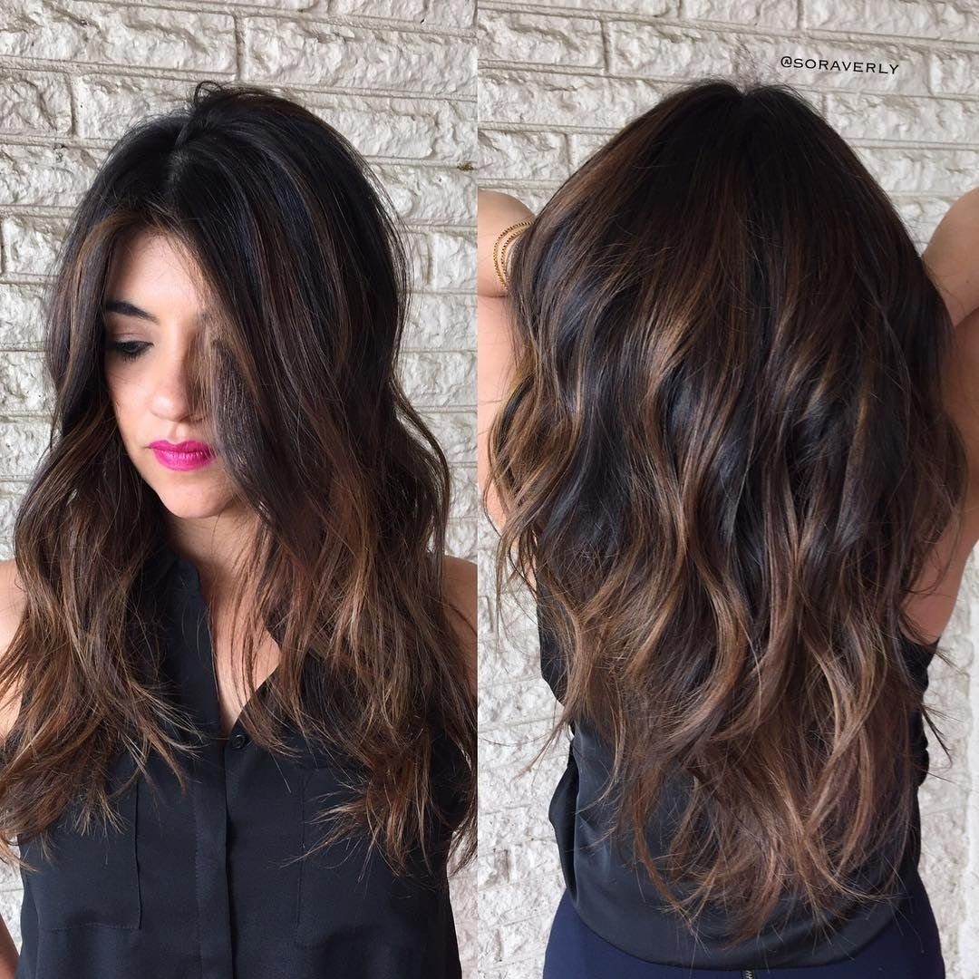 10 Nice Cool Hair Color Ideas For Brunettes 25 subtle hair color ideas for brunettes espresso honey and 2021