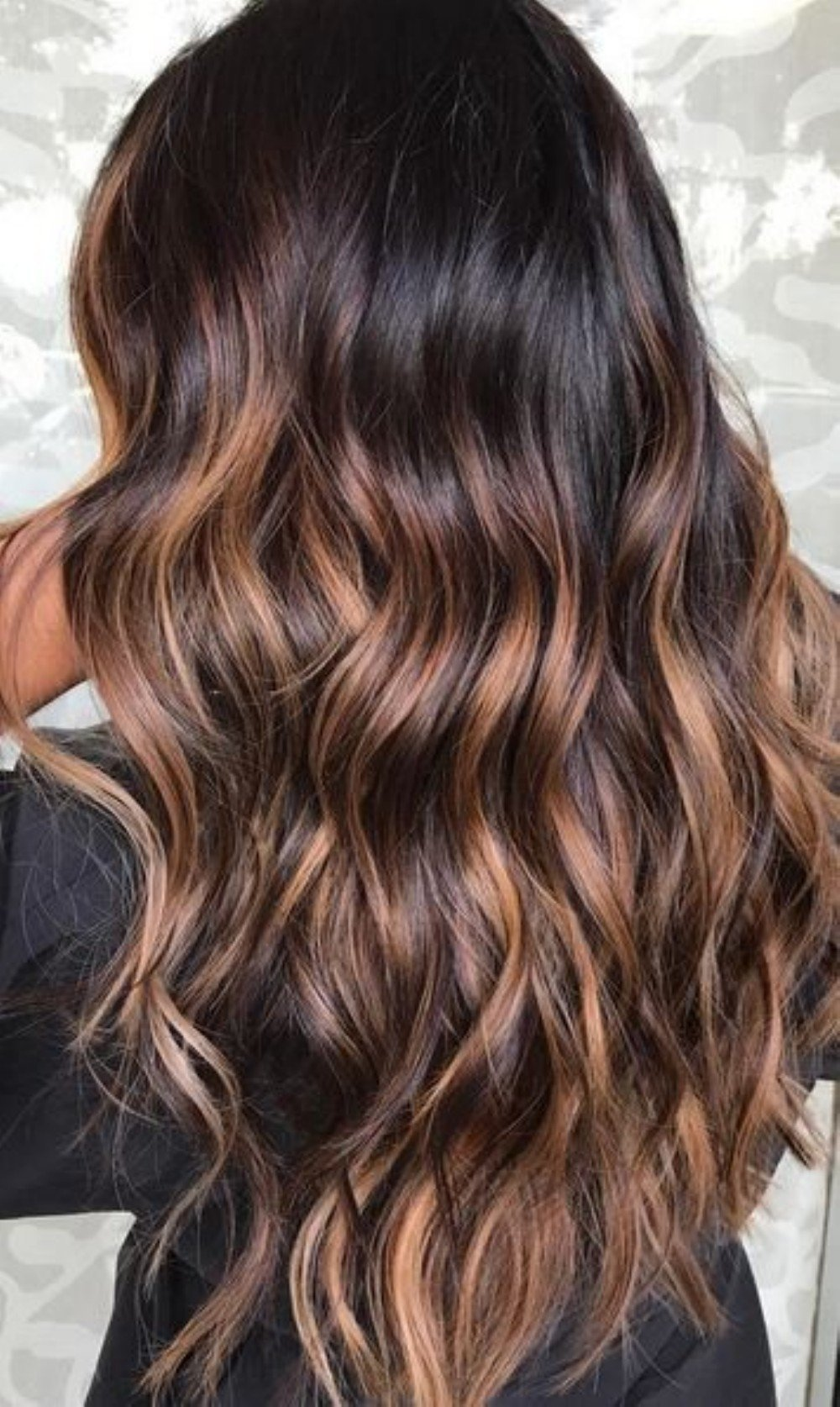 10 Ideal Hair Coloring Ideas For Long Hair 25 top brunette hair color ideas to try 2017 fashionetter 1 2020