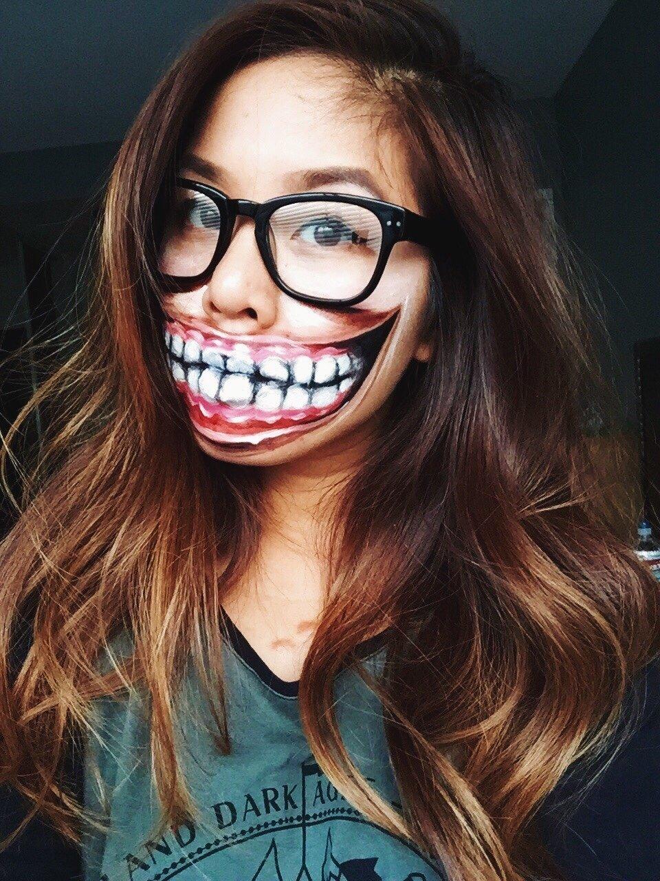 10 best best scary halloween makeup ideas