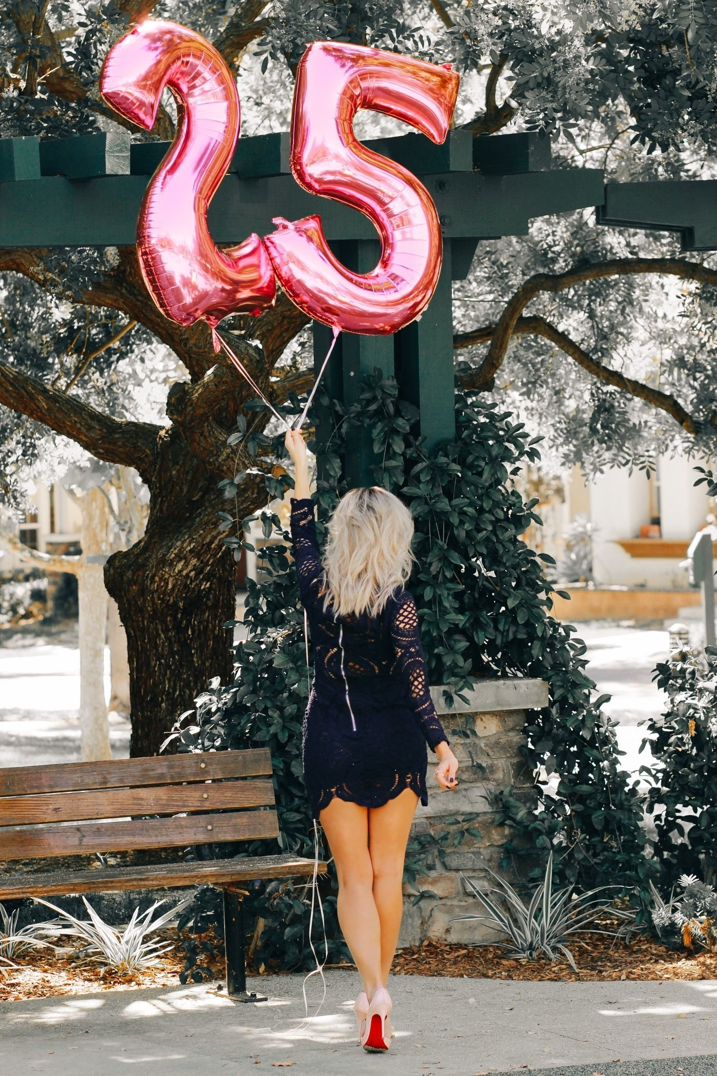10 Cute 25 Birthday Ideas For Her 25th birthday 25th birthday blondies and christian 2020