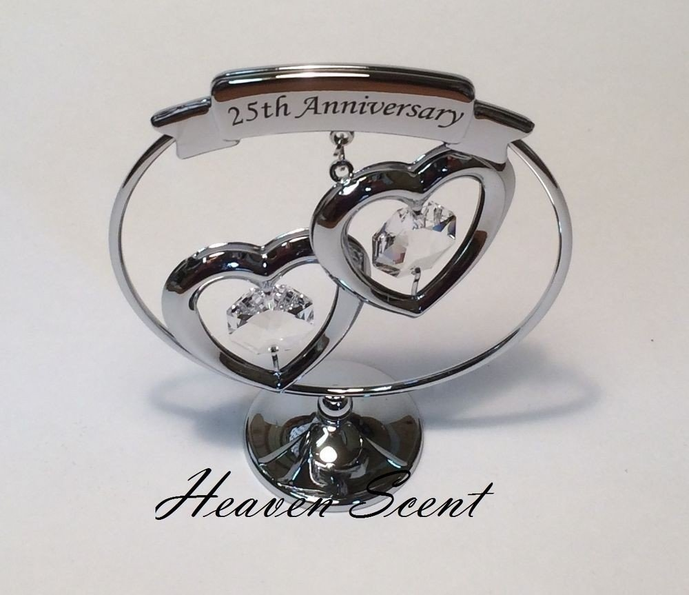 25th wedding anniversary gift ideas for parents unique 25th silver