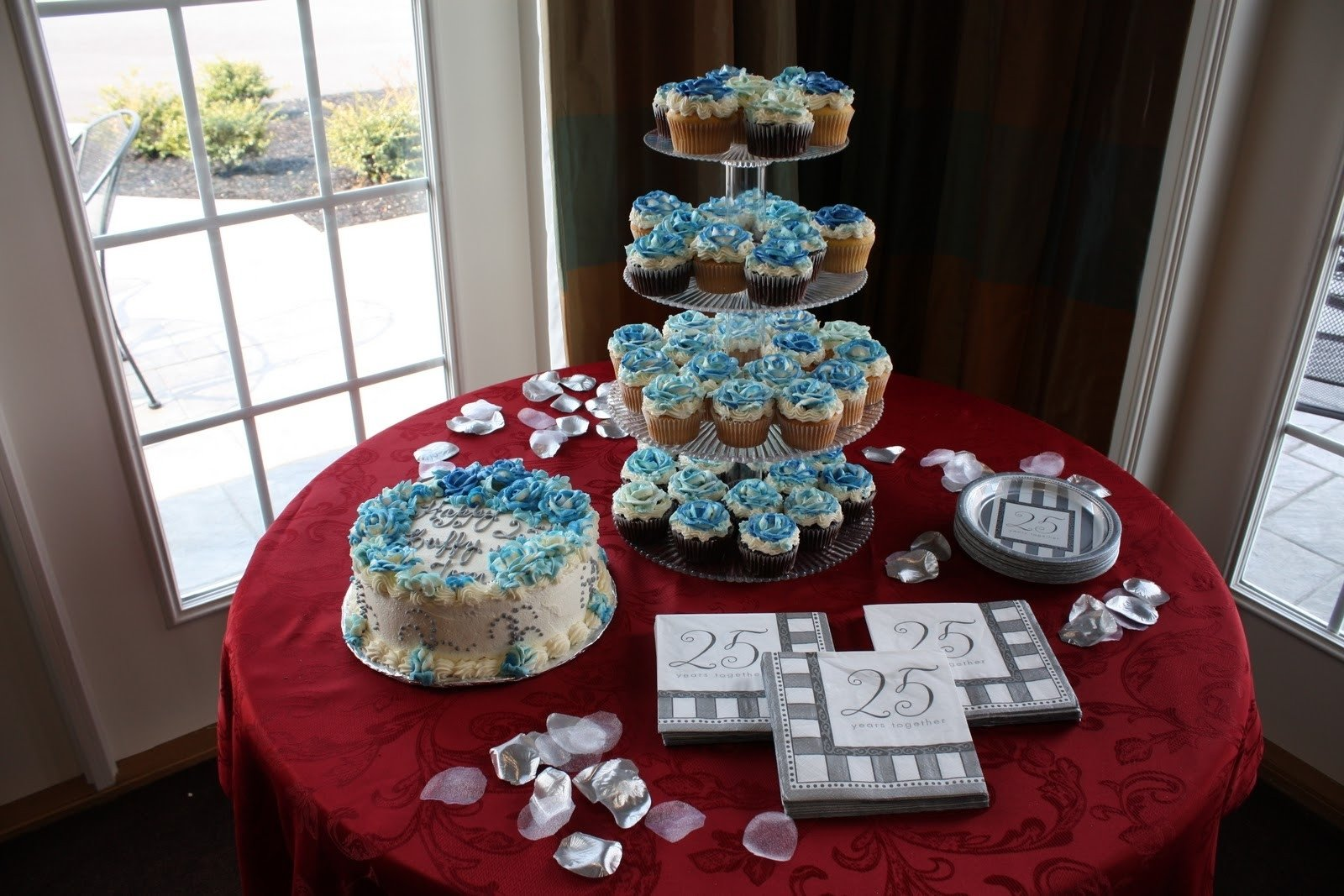 10 Stylish Anniversary Party Ideas For Parents 25th wedding anniversary ideas for parents 25th wedding a 25th 2020