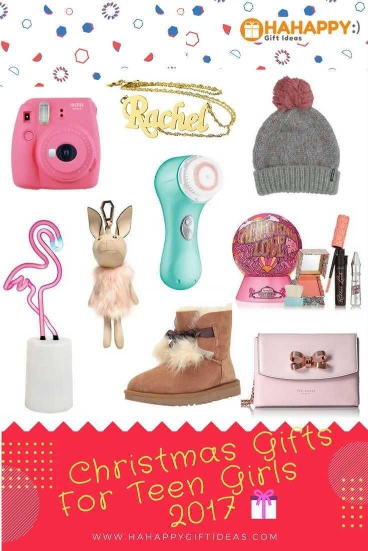 10 Cute Christmas Gift Ideas For Girls 26 best christmas gift ideas for teen girls 2017 cute fun hahappy 1 2020