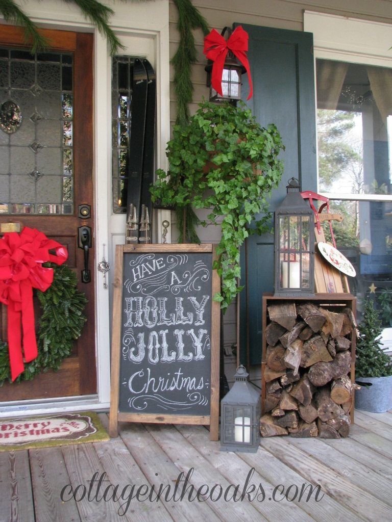 10 Lovable Christmas Front Porch Decorating Ideas 26 best christmas porch decoration ideas that can help in making 2020