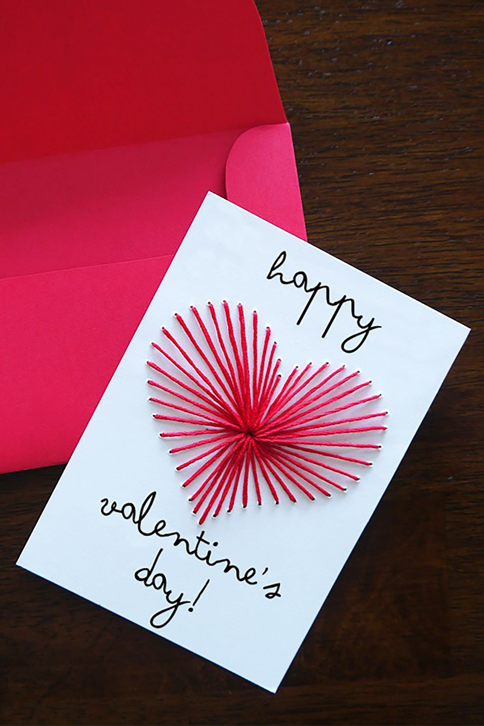 10 Best Homemade Valentines Day Card Ideas 26 diy valentines day cards homemade valentines country living 1 2020
