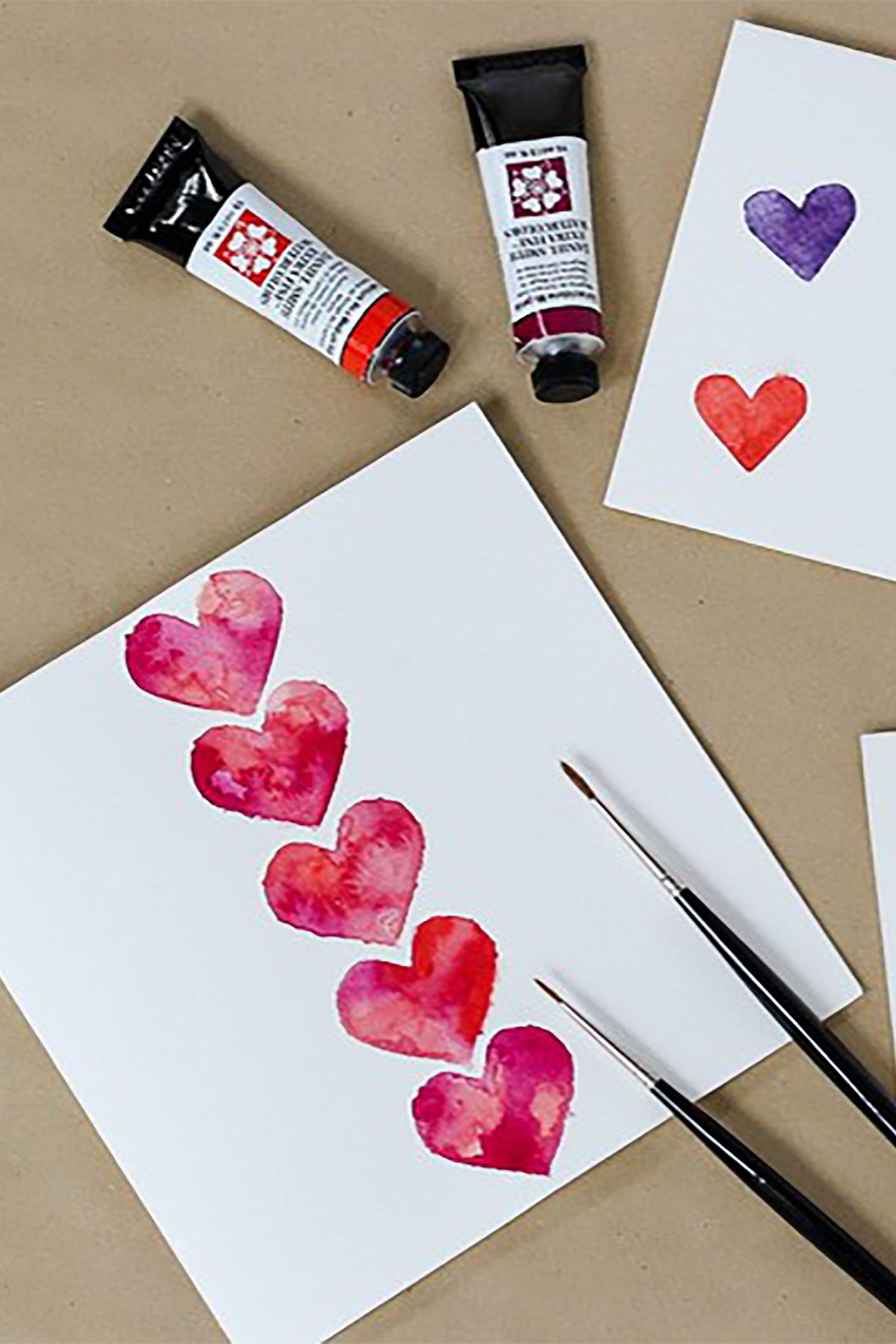 10 Best Homemade Valentines Day Card Ideas 26 diy valentines day cards homemade valentines country living 2020