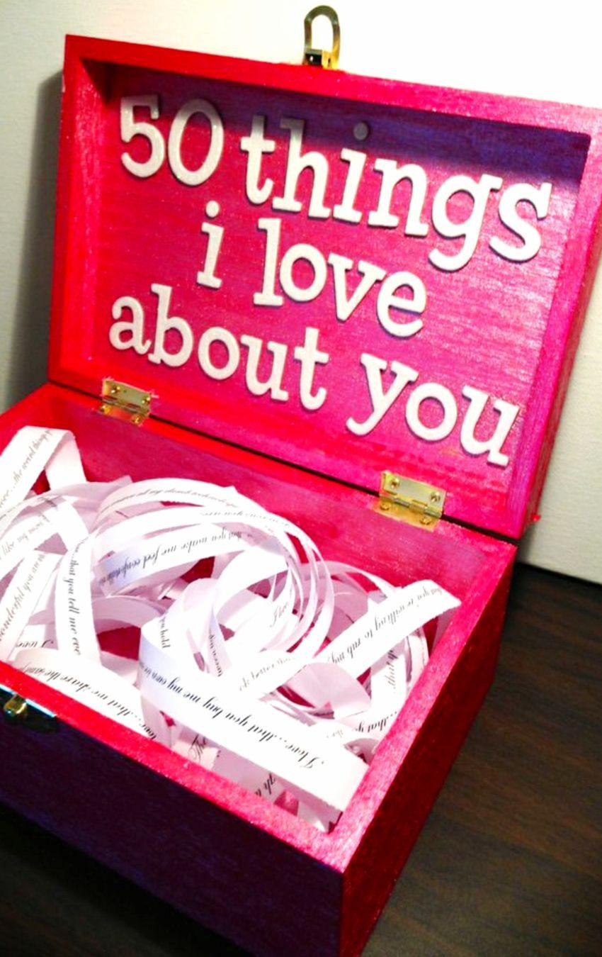 10 Spectacular Valentines Gift Idea For Him 26 homemade valentine gift ideas for him diy gifts he will love 41 2020
