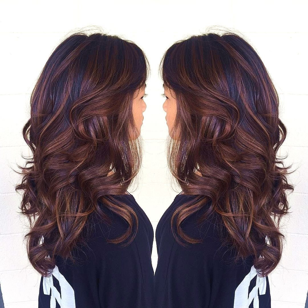 26 subtle and superb hair color ideas for brunettes #hair #color