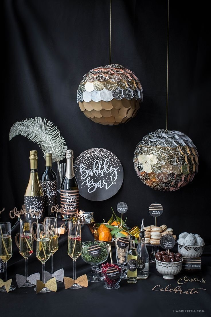 10 Lovable New Years Party Theme Ideas 263 best new years eve party images on pinterest new years eve 1