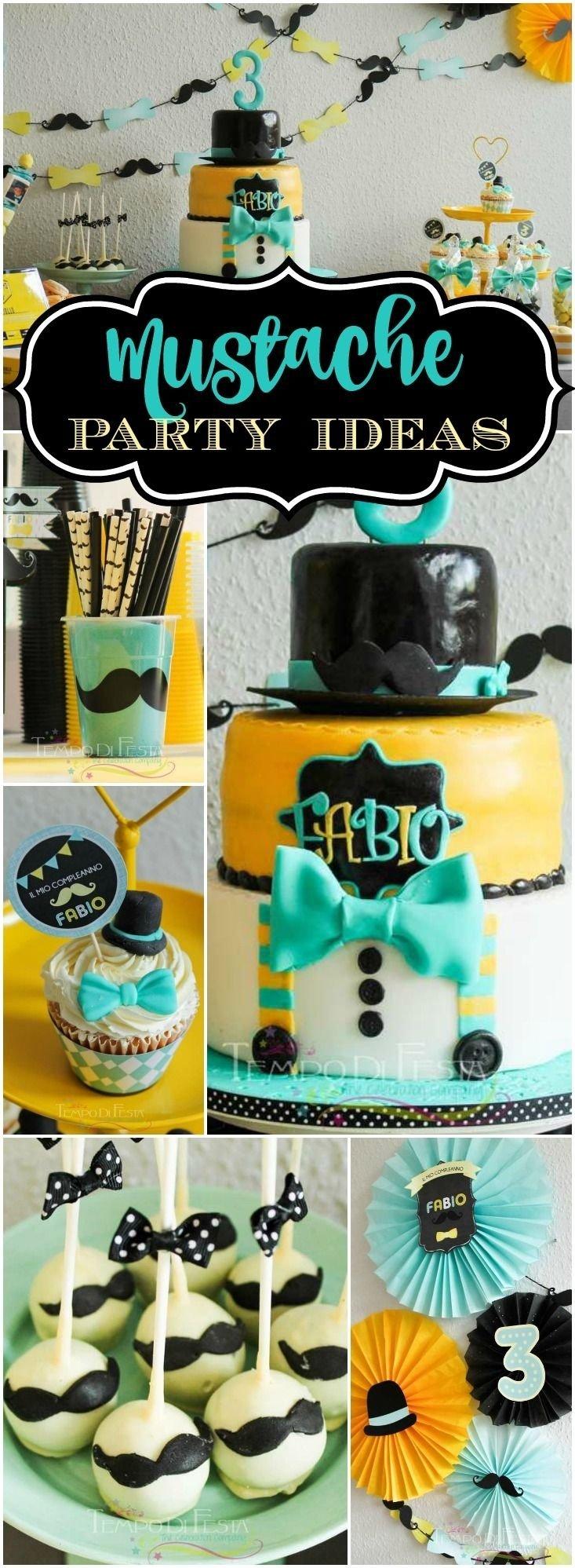 10 Famous Mustache Party Ideas For Kids 267 best mustache bash party ideas images on pinterest anniversary 2
