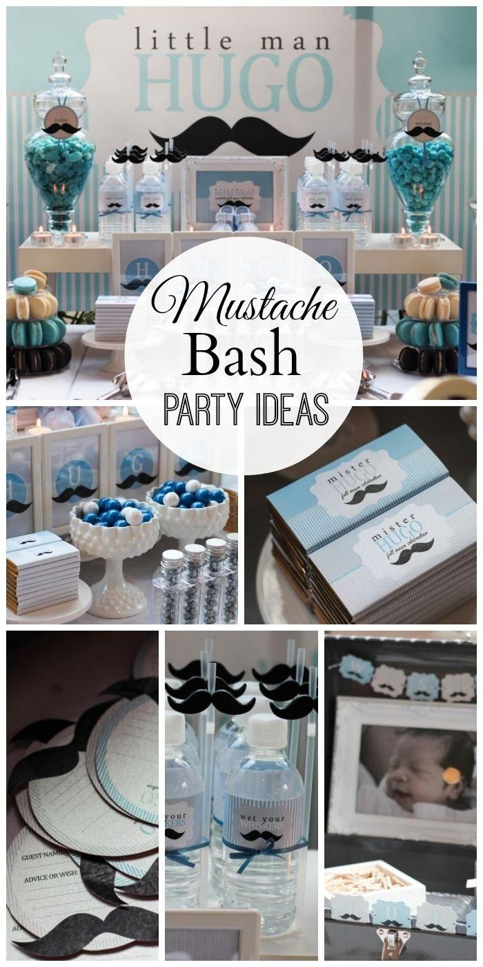10 Famous Mustache Party Ideas For Kids 267 best mustache bash party ideas images on pinterest anniversary