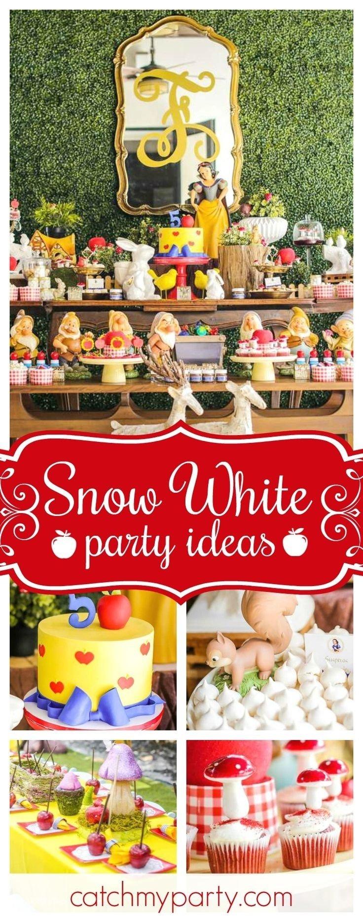 10 Fashionable Snow White Birthday Party Ideas 268 best snow white party ideas images on pinterest snow white