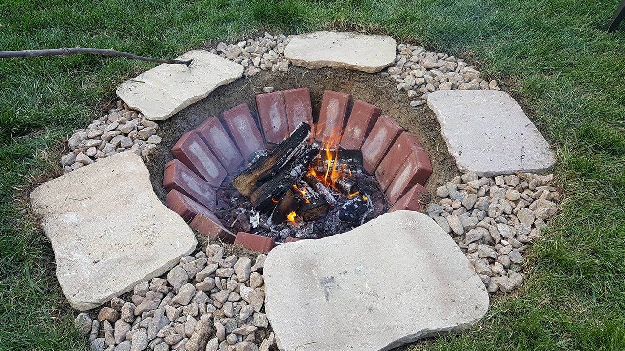 10 Fantastic In Ground Fire Pit Ideas 27 best diy firepit ideas and designs for 2018 2020