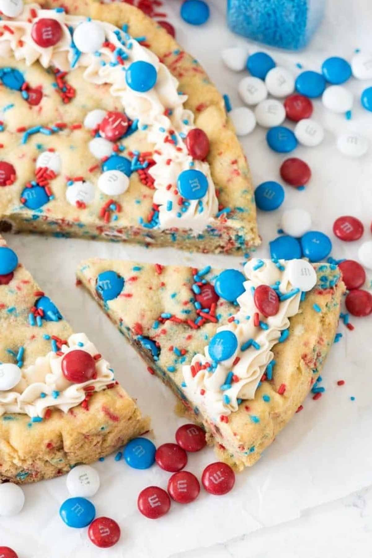10 Stylish 4Th Of July Baking Ideas 27 easy 4th of july desserts red white and blue recipes for