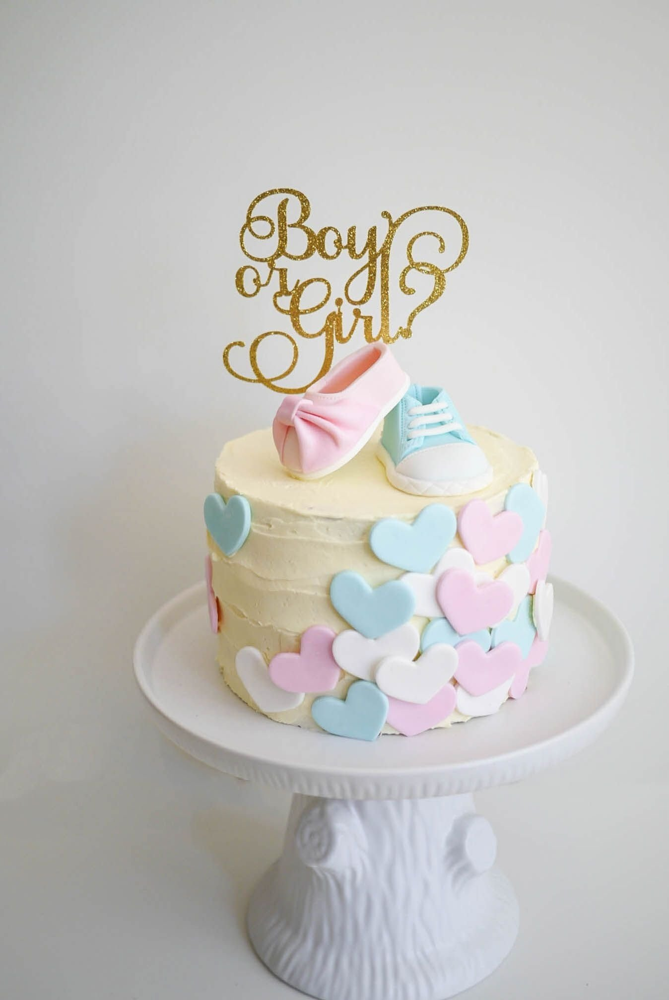 10 Stylish Gender Reveal Party Cake Ideas 27 gender reveal party food ideas while pregnant baby gender 2020