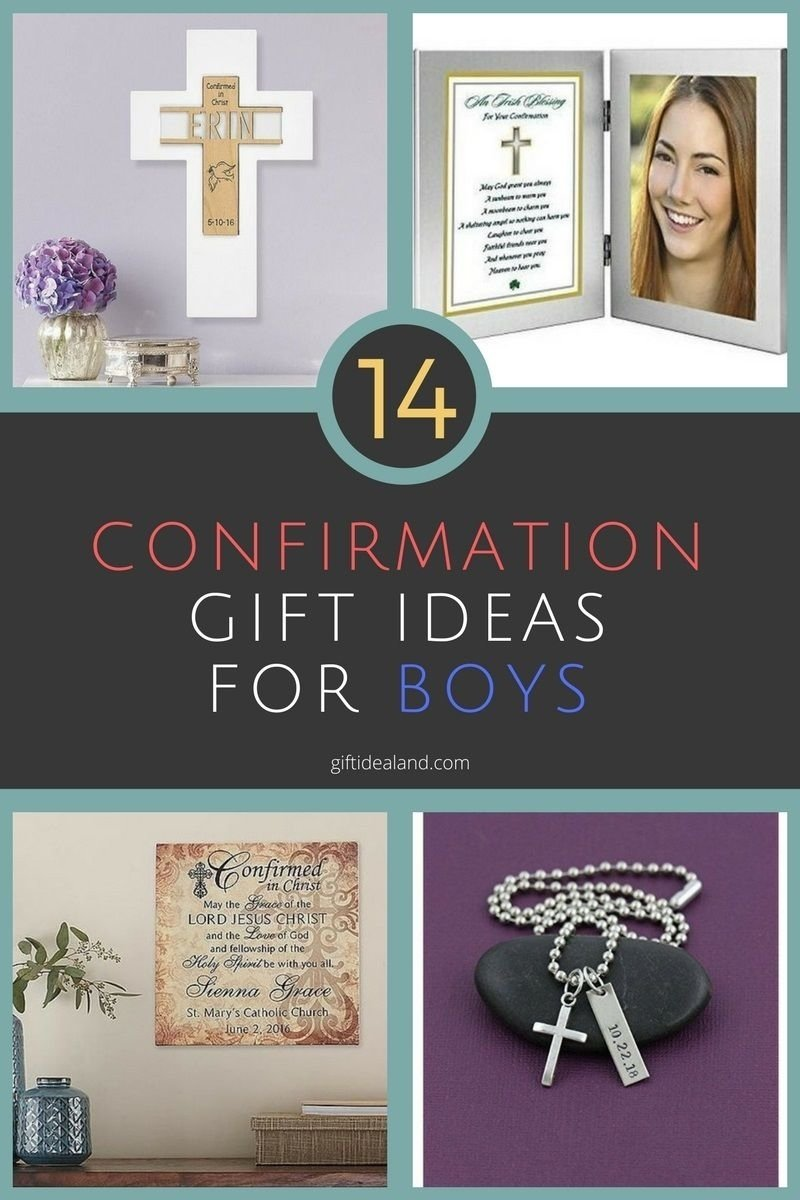 27 good confirmation gift ideas for boys | confirmation, gift and