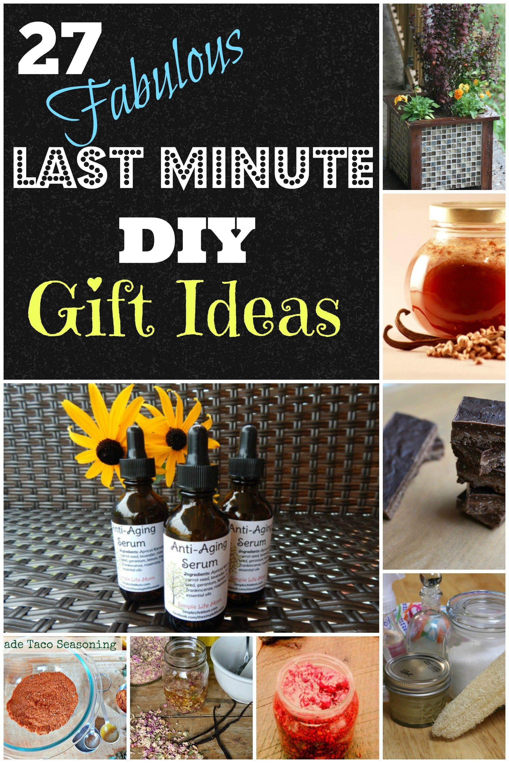 10 Famous Last Minute Gift Ideas For Mom 27 last minute diy gift ideas simple life mom 2021