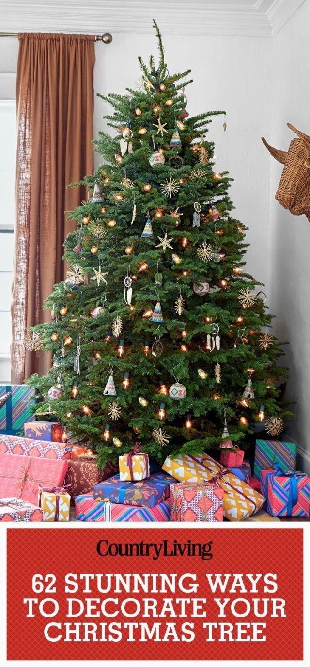 10 Stylish Christmas Tree Decorating Ideas Pictures 276 best christmas tree decorating ideas images on pinterest 1