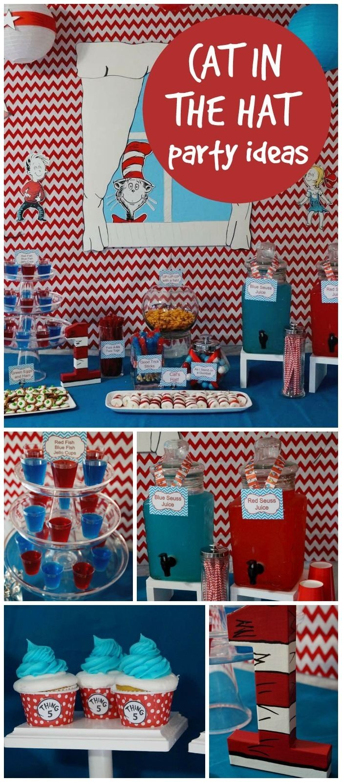 10 Beautiful Dr Seuss First Birthday Party Ideas 277 best dr seuss party ideas images on pinterest birthday party 1