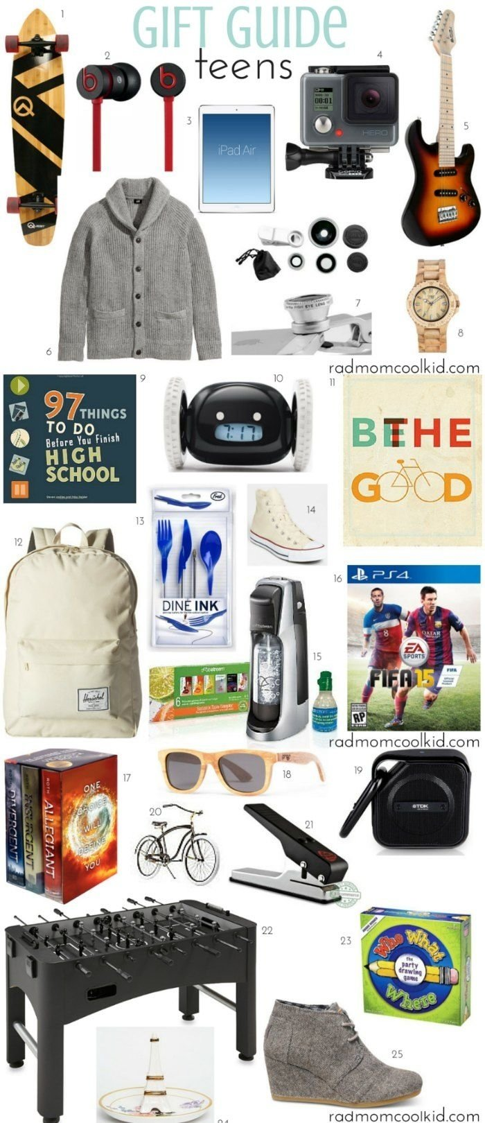 10 Fashionable Christmas Gift Ideas For Teenage Guys 28 Best Guide Age 12 Images On