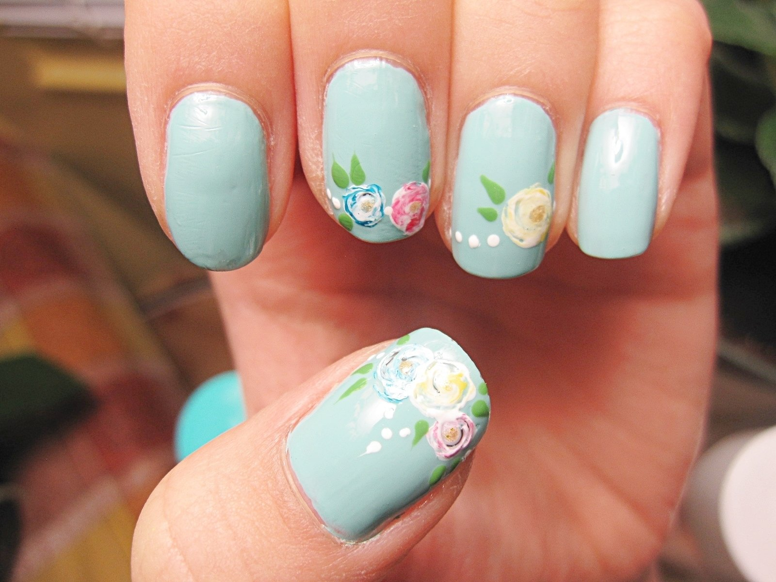10 Nice Cute And Simple Nail Ideas