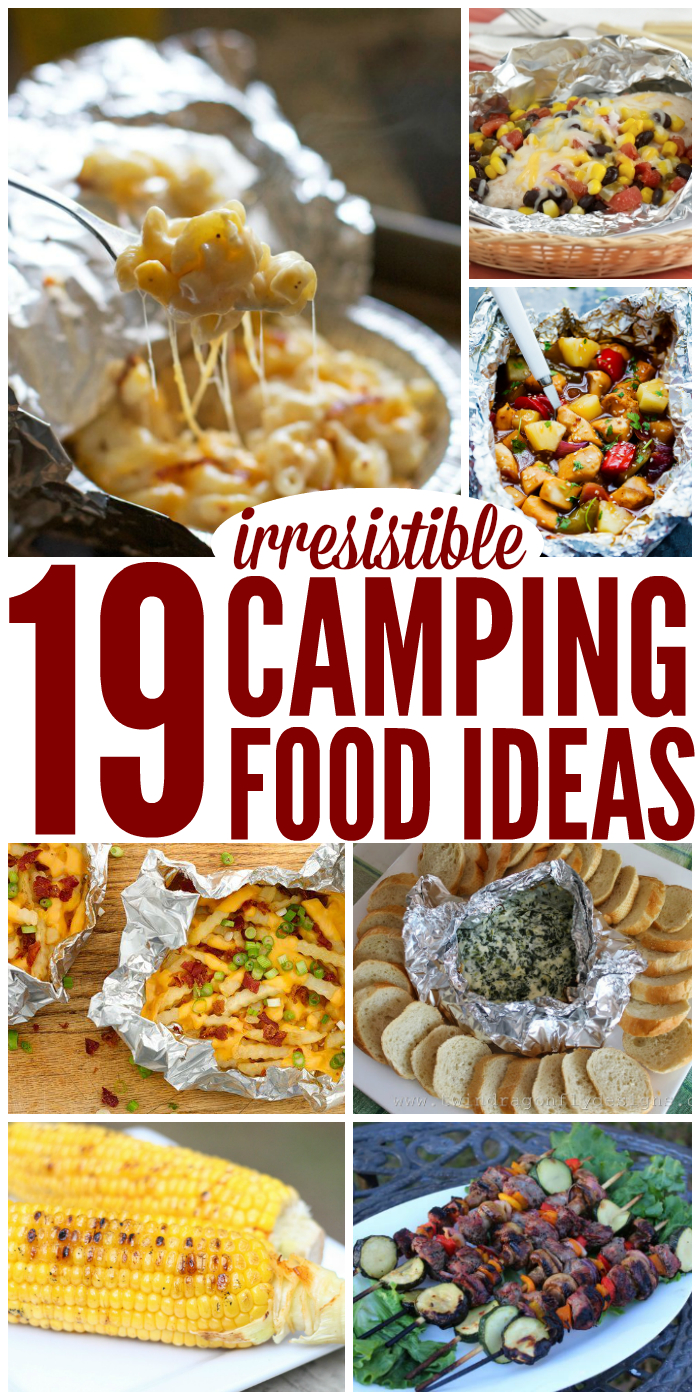 10 Fabulous Lunch Menu Ideas For Friends 28 irresistible camping food ideas 2020