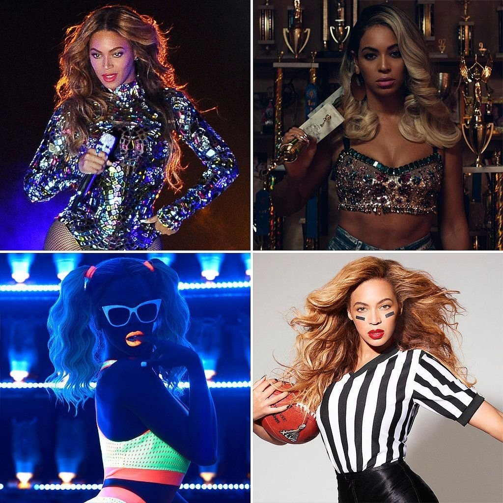 10 Great Celebrity Day Ideas For School 28 ways you can run the world as beyonce this halloween beyonce 2021