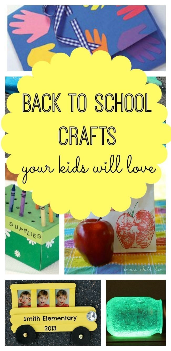 10 Trendy Back To School Ideas For Preschool 282 best daycare back to school crafts images on pinterest 2021