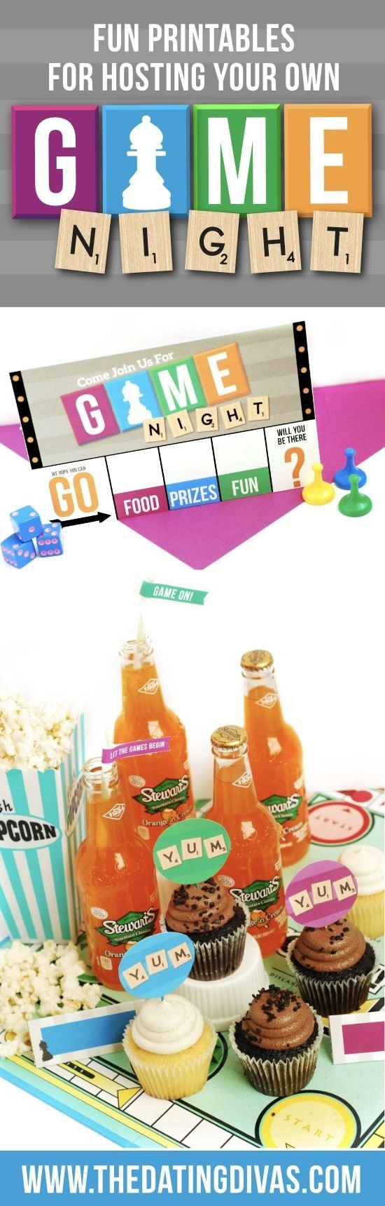 10 Fantastic Game Night Ideas For Adults 283 best game night movie night images on pinterest game night 2021