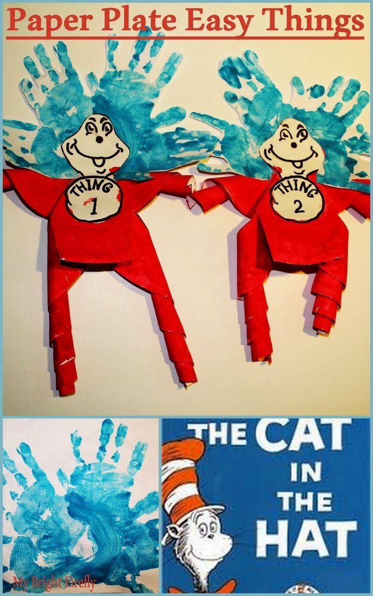 10 Most Popular Cat In The Hat Craft Ideas 289 best everything dr seuss images on pinterest baby games dr