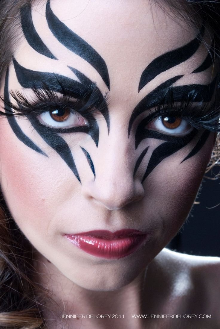 10 Unique Face Painting Ideas For Adults 29 best face paint this halloween images on pinterest artistic 2021