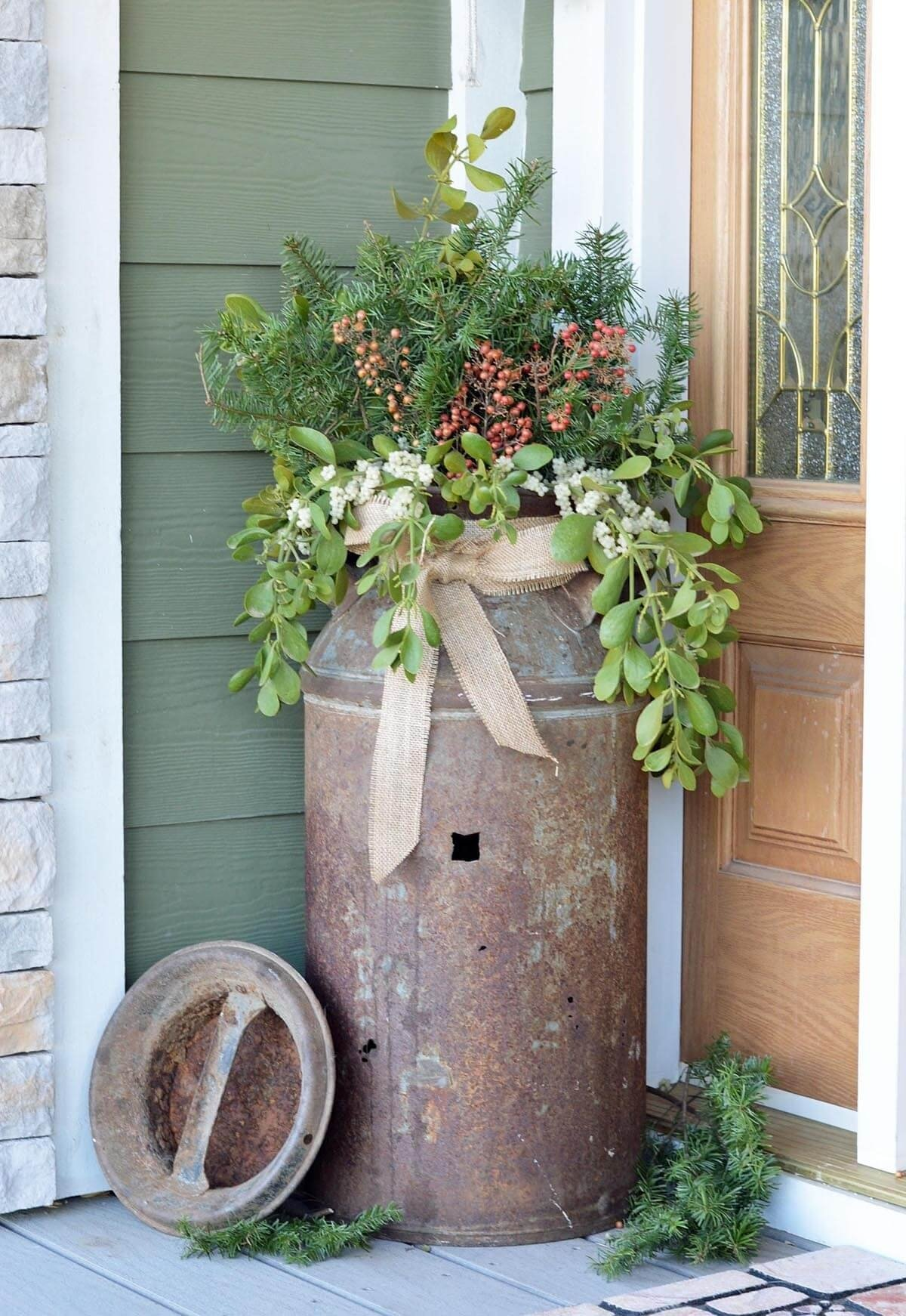 10 Awesome Planter Ideas For Front Porch 29 best front door flower pots ideas and designs for 2018 2 2021