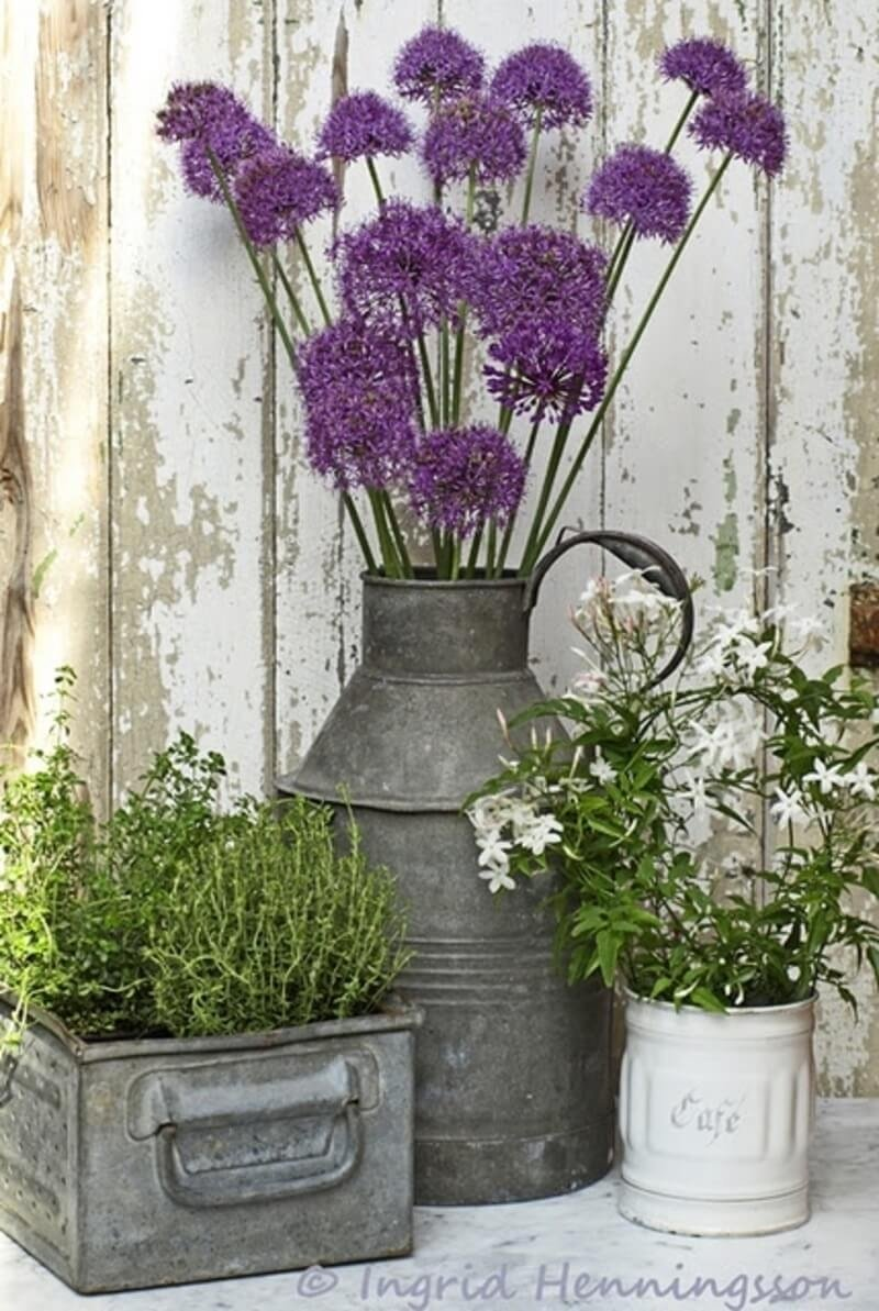 10 Awesome Planter Ideas For Front Porch 29 best front door flower pots ideas and designs for 2018 4 2021