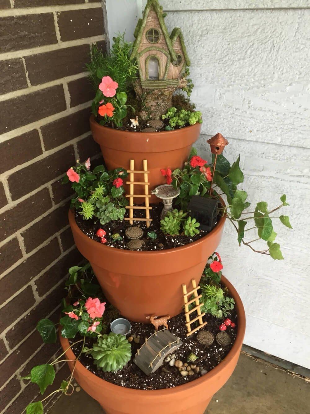 10 Fashionable Flower Pot Ideas For Front Porch 29 best front door flower pots ideas and designs for 2018 5 2021