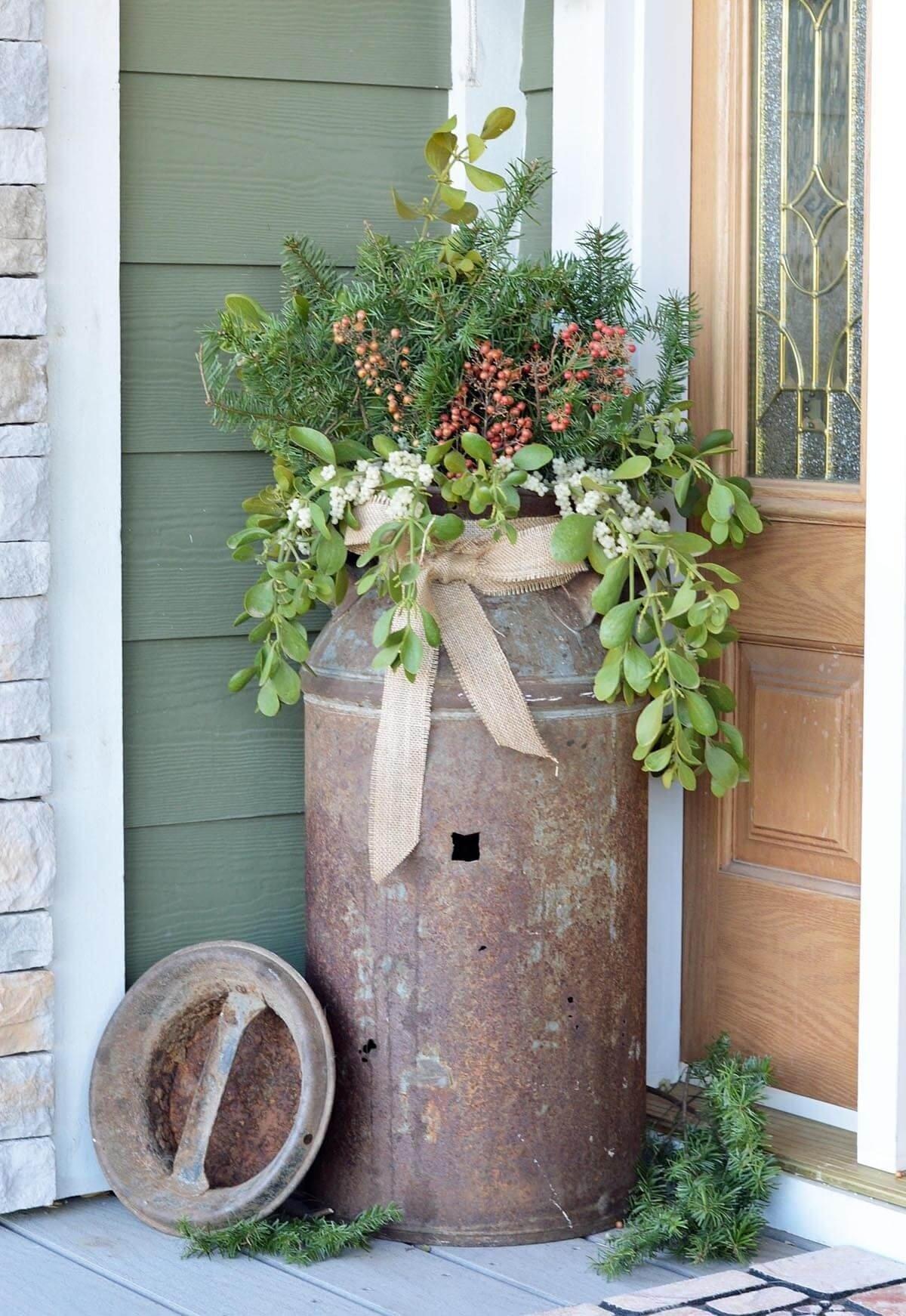10 Fashionable Flower Pot Ideas For Front Porch 29 best front door flower pots ideas and designs for 2018 6 2021