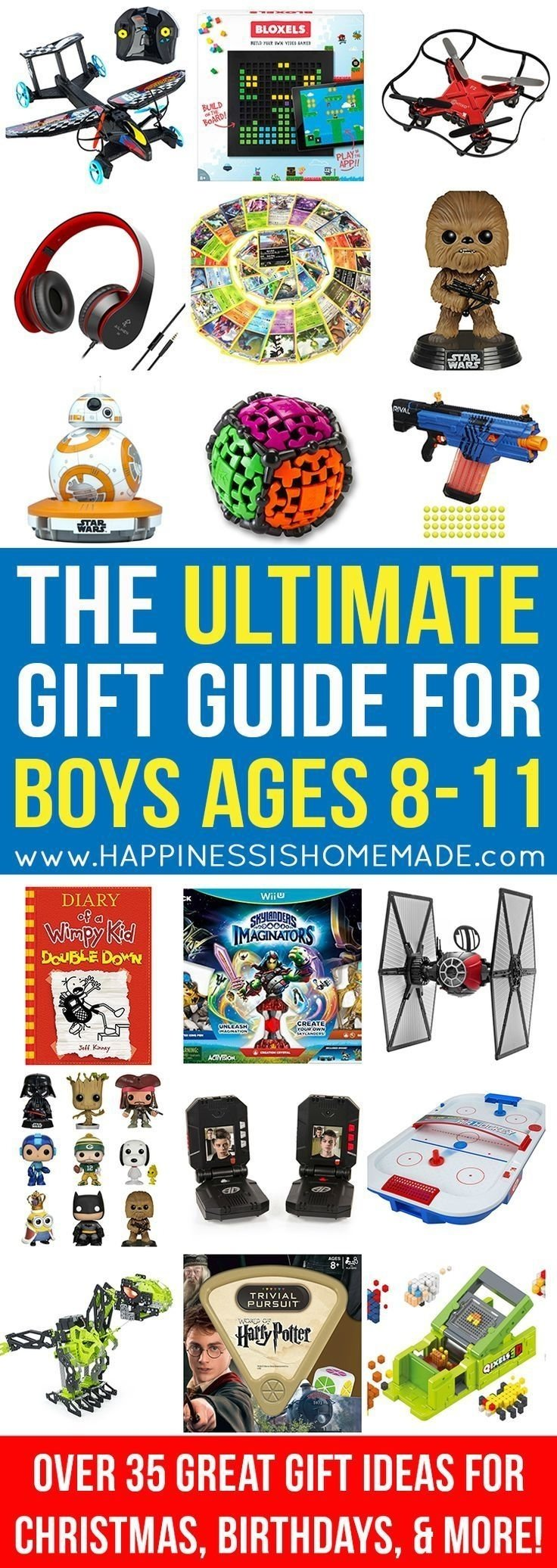 10 Trendy Gift Ideas For Boys Age 9 29 best gift guide age 9 images on pinterest christmas gift ideas 2021