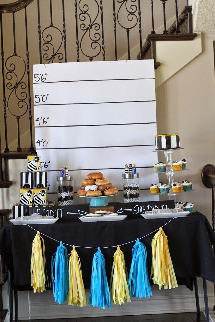 10 Beautiful Police Academy Graduation Party Ideas 29 best police academy graduation party images on pinterest grad 2020