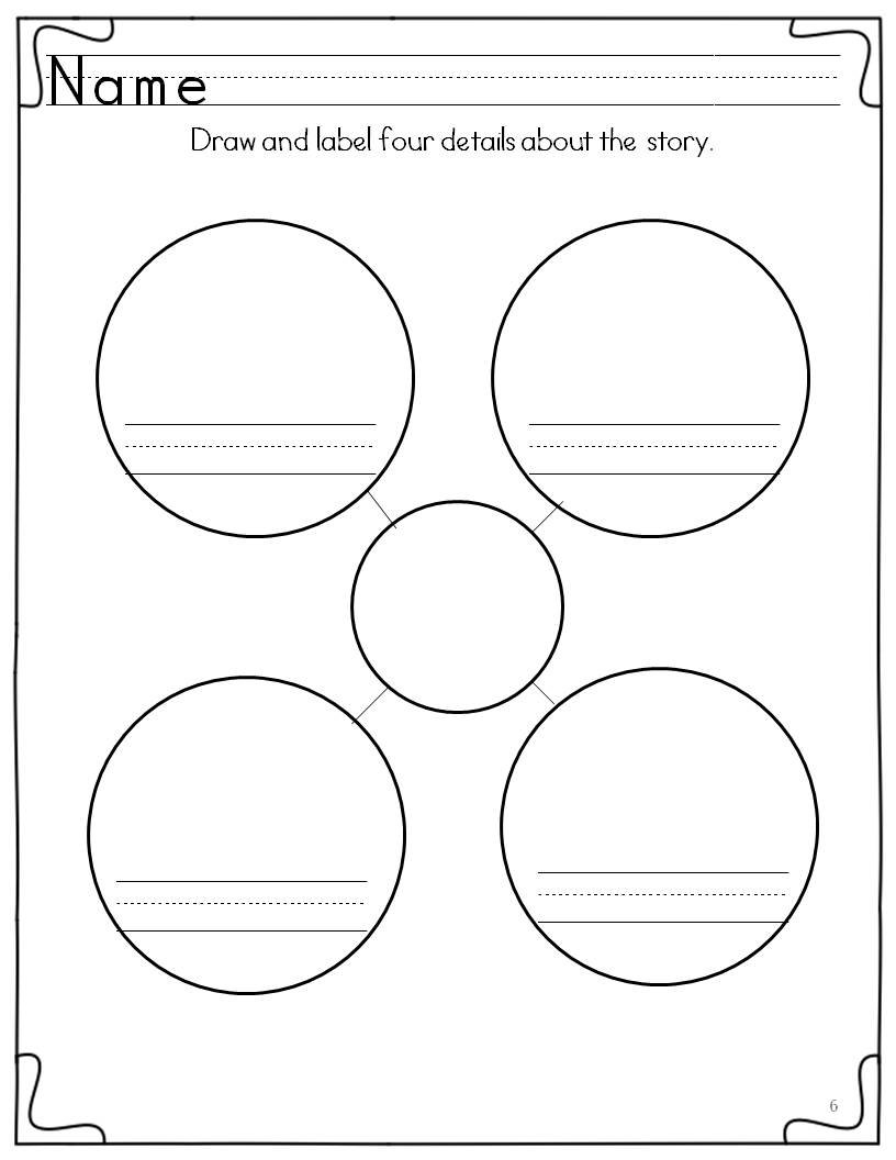 10 Wonderful Main Idea Graphic Organizer Printable 29 images of main idea template printable leseriail