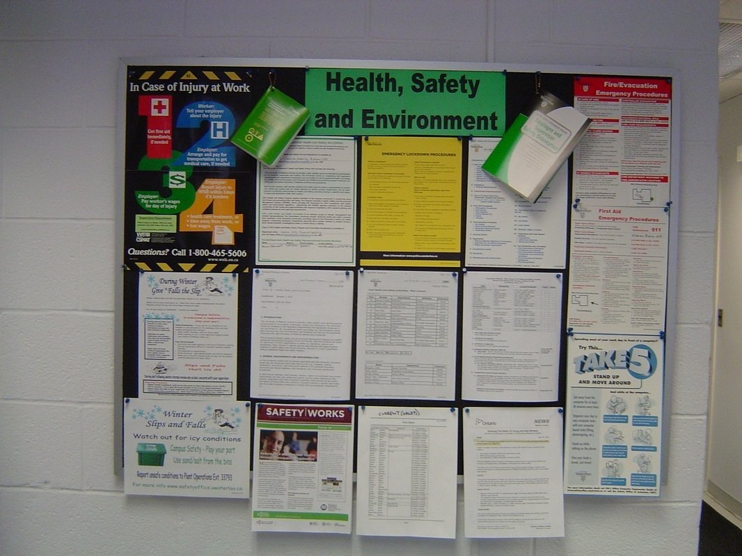 10 Perfect Bulletin Board Ideas For Workplace 29 images of safety bulletin board template leseriail 2020
