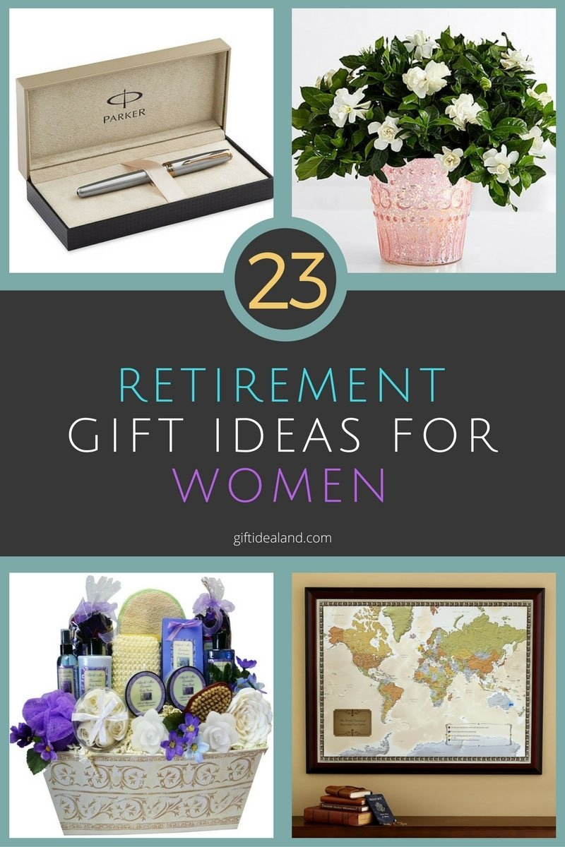 10 Stylish Gift Ideas For Your Sister 29 unique retirement gift ideas for women mom wife 2020