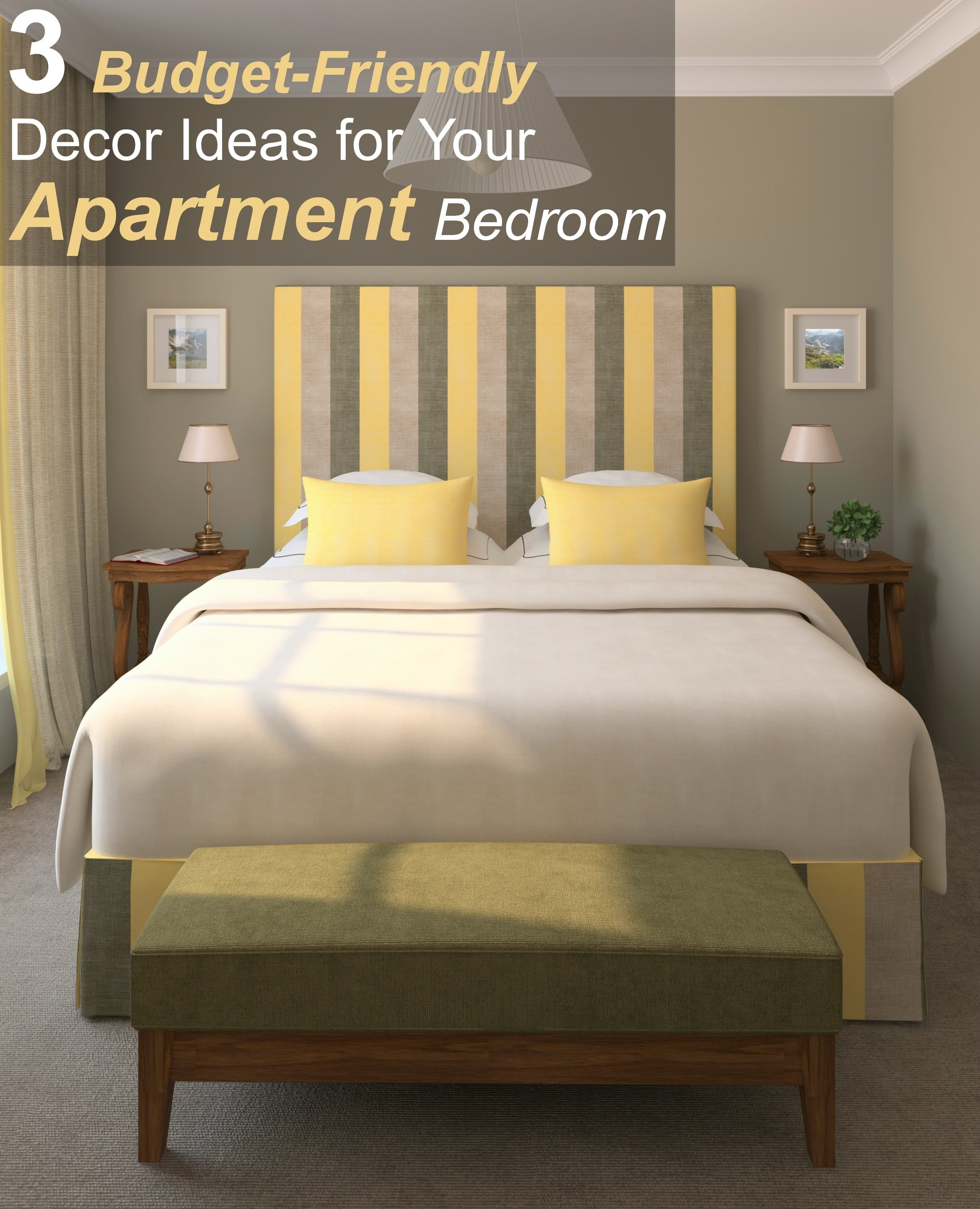 10 Cute Apartment Bedroom Decorating Ideas On A Budget 3 budget friendly decor ideas for your apartment bedroom