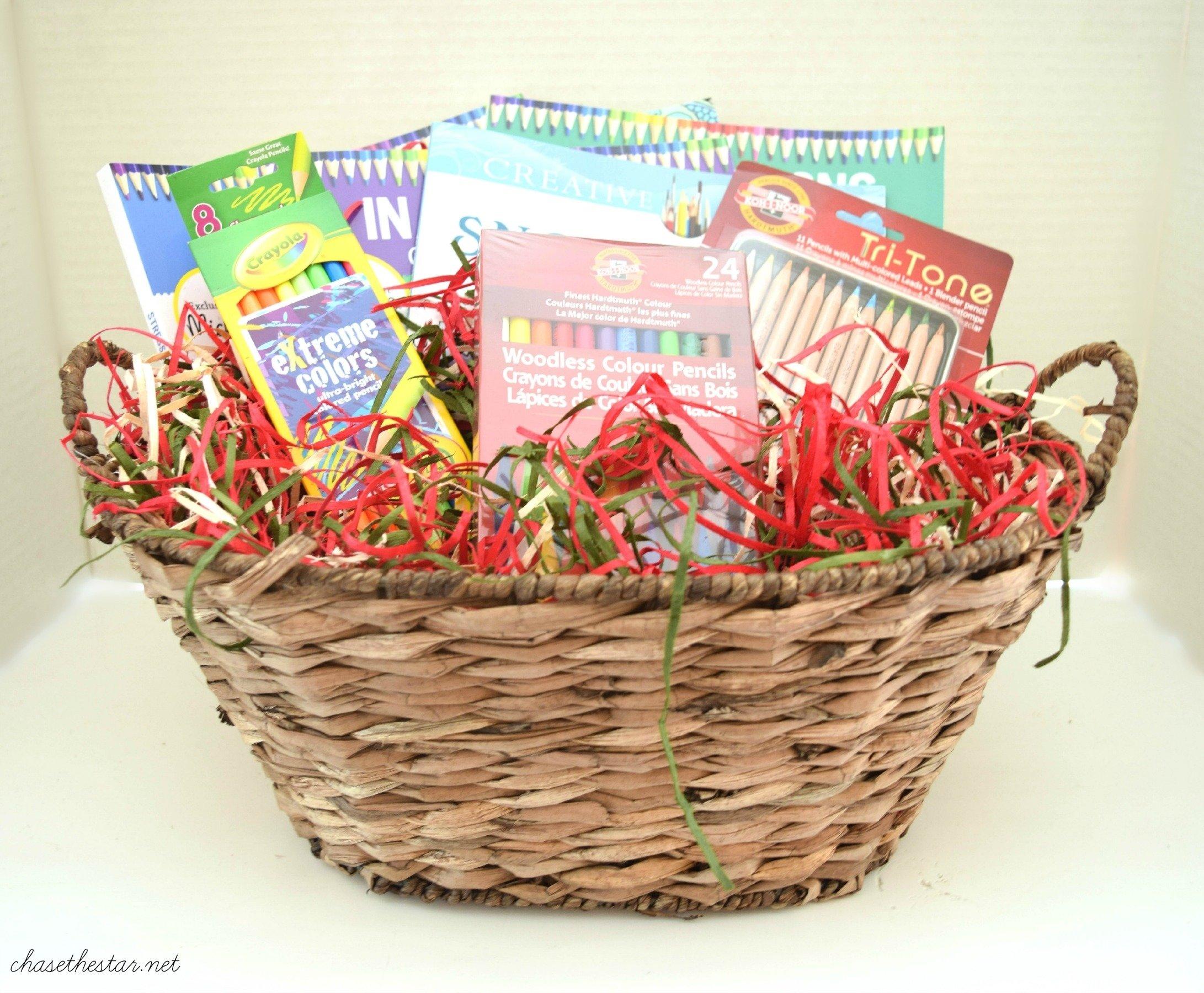 10 Fashionable Ideas For A Gift Basket 3 diy gift basket ideas 2 2020