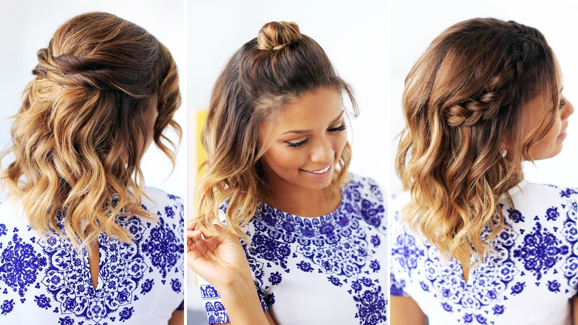 10 Elegant Cute Ideas For Short Hair