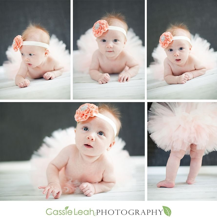 10 Stylish 3 Month Baby Photo Ideas 3 month shoot newborn infant pose inspiration pinterest baby