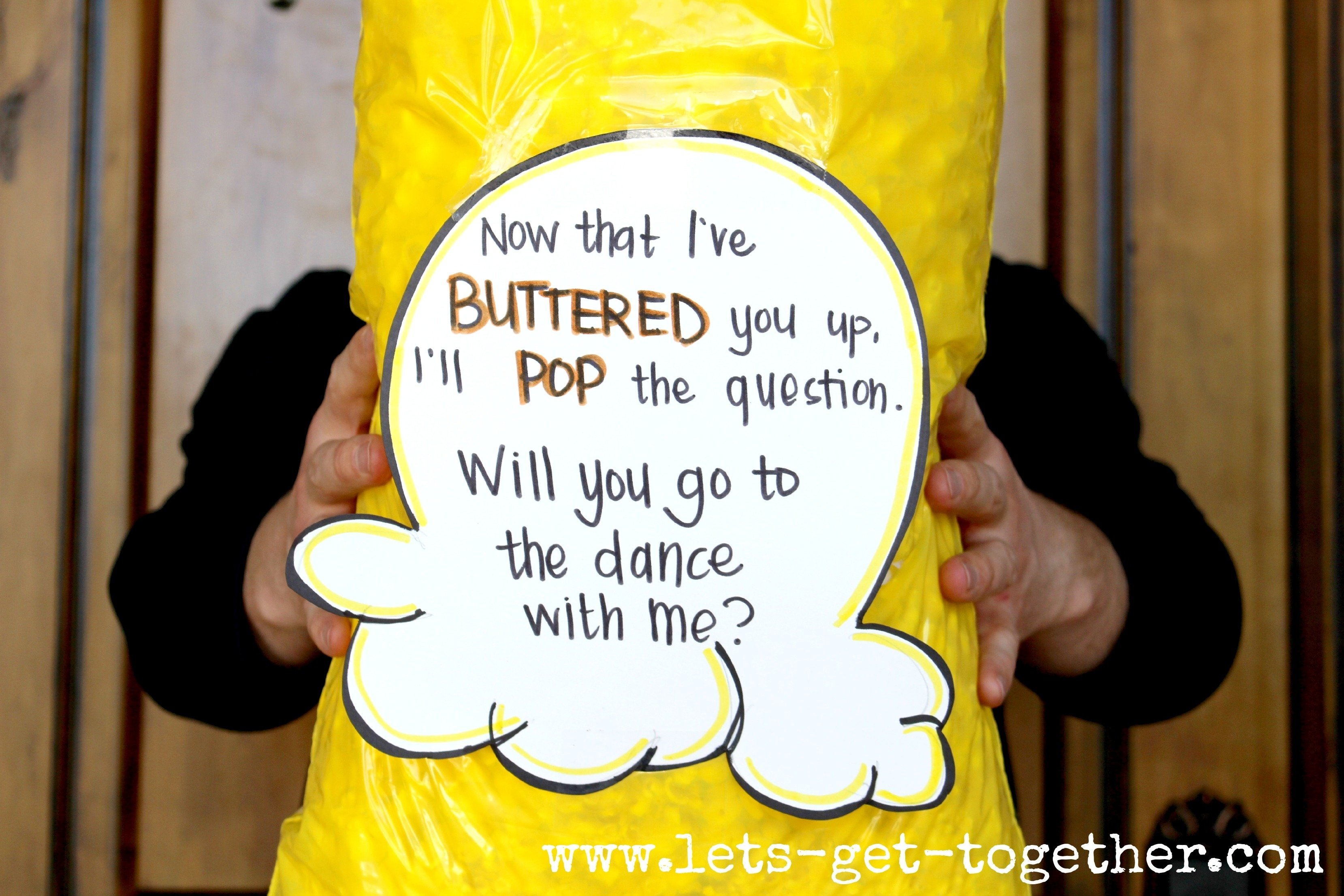 10 Nice Asking To A Dance Ideas 3 ways asking answering to dances popcorn dancing and prom 1 2021